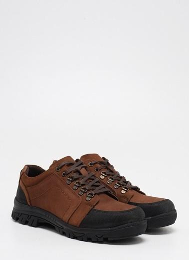 F By Fabrika Erkek Siyah Ayakkabı JOLAS Kahve